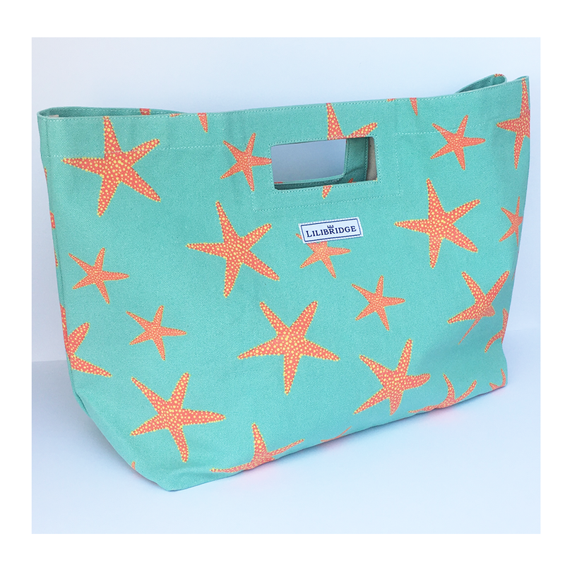 The Lilibridge Bag in Exuma Sea Star