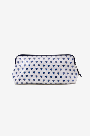 Roller Rabbit Hearts Make Up Bag Small - Multiple Colors!
