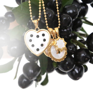 *Trunk Show* Asha by Ashley McCormick Petite Heart Charm