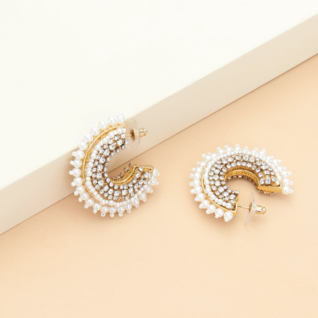 Mignonne Gavigan Mini Pearl Fiona Earrings