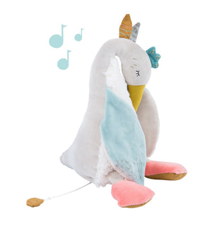 Moulin Roty Musical Olga the Goose Toy