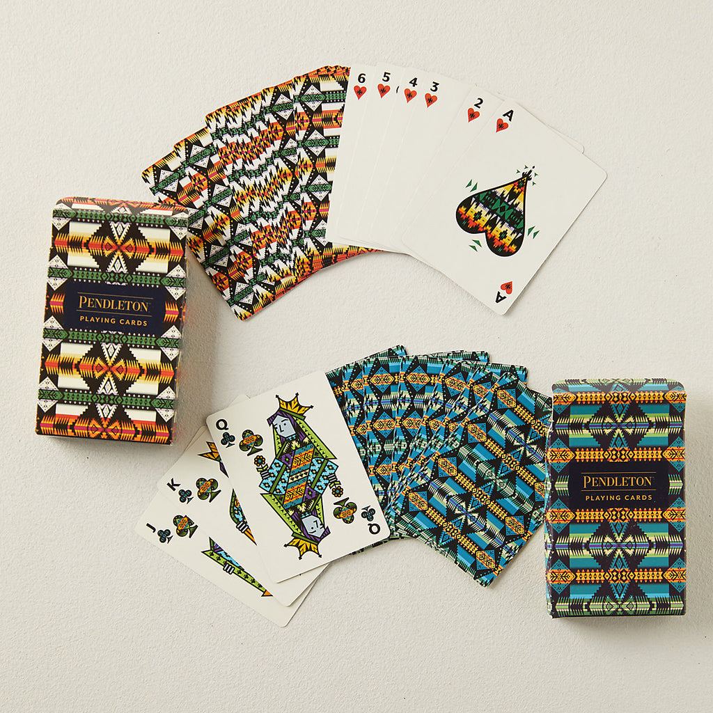 Pendleton Playing Cards