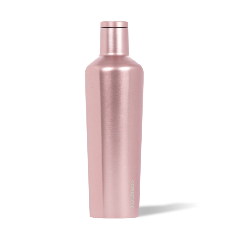 Corkcicle Canteen in Rose Metallic