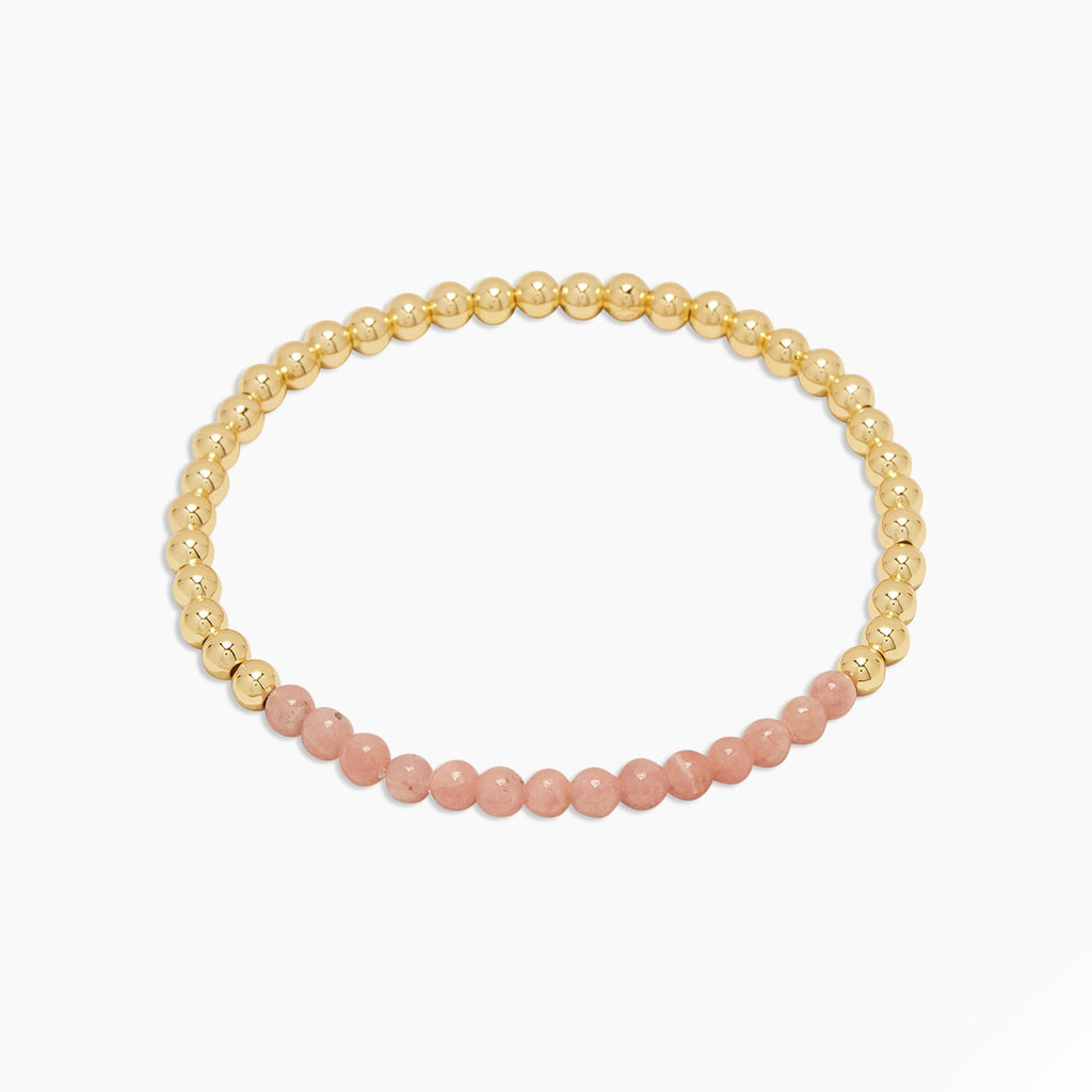 Gorjana Power Gemstone Aura Bracelet for Compassion