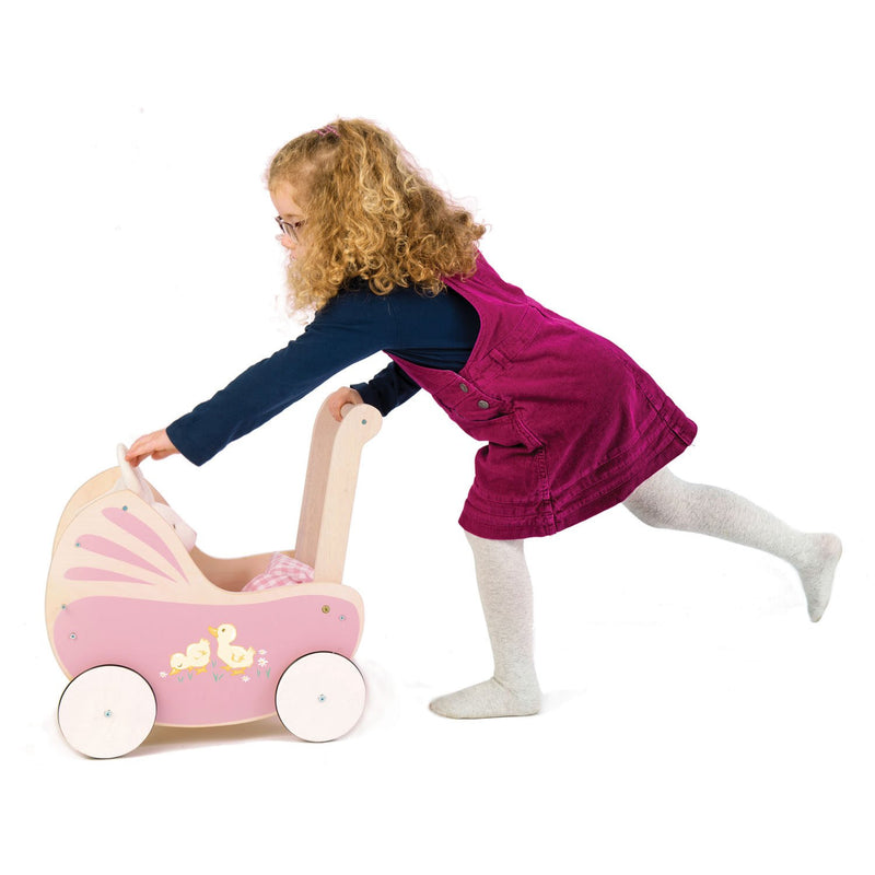 Tender Leaf Toys Sweetie Dolly Pram