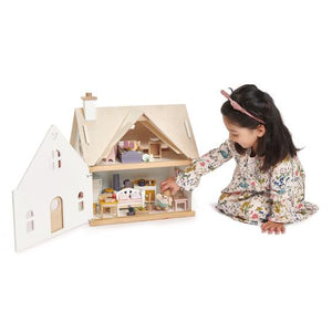 Tender Leaf Toys Cottontail Cottage Doll House
