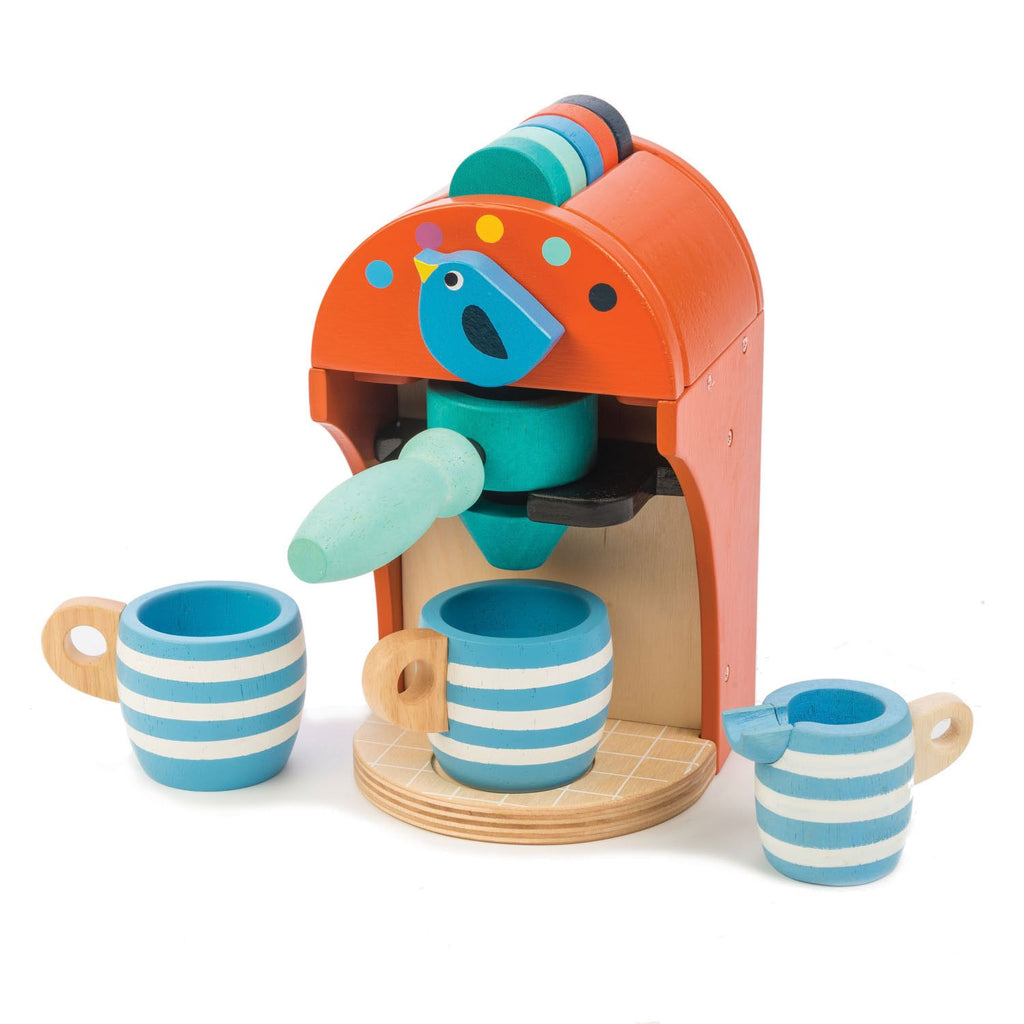 Tender Leaf Toys Espresso Machine