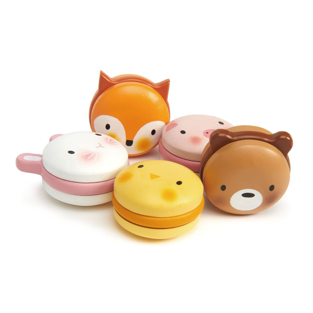 Tender Leaf Toys Animal Macaroons