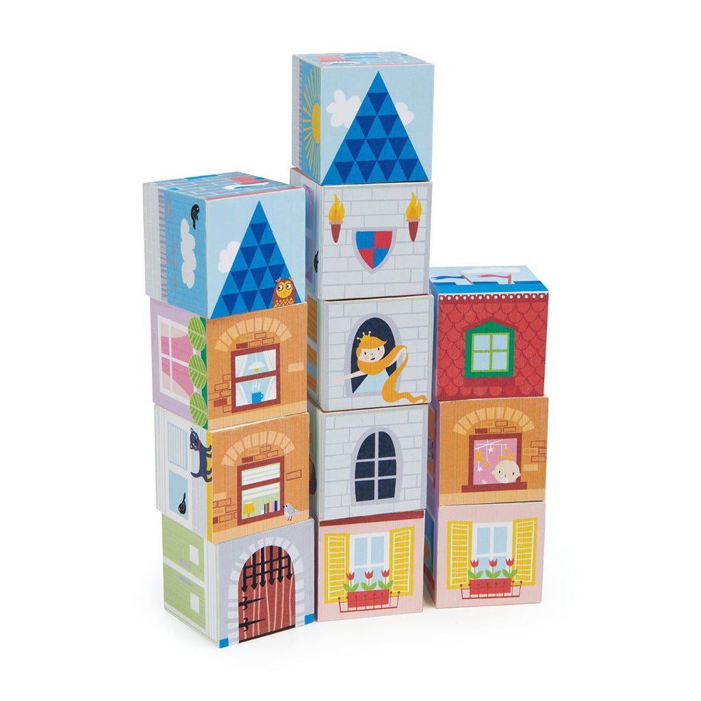 Tender Leaf Toys Dream House Blocks