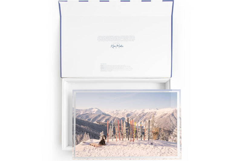 Gray Malin The Aspen Mountain Vista Tray
