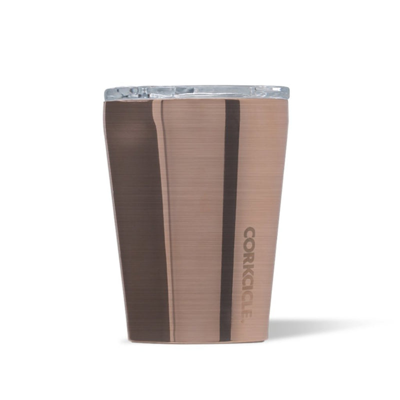 Corkcicle Metallic Tumbler in Copper