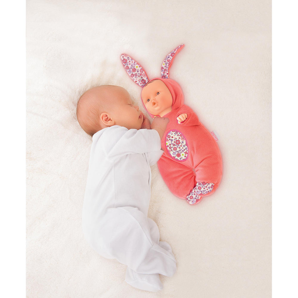 Corolle Babibunny Night-Light Floral Bloom Doll