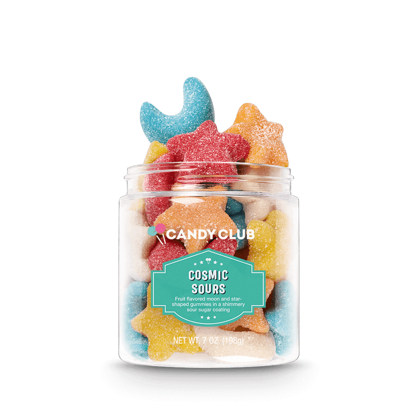 Candy Club Cosmic Sours Gummy Candy