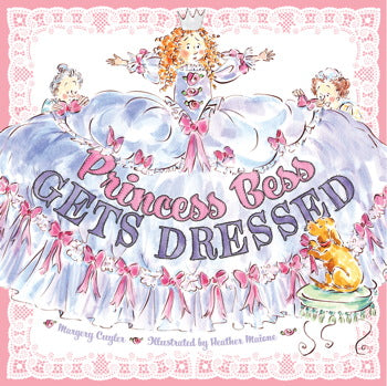 Princess Bess Gets Dressed Book by Margery Cuyler