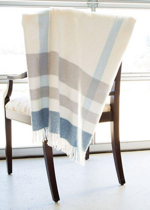A Soft Idea Large Plaid Throw Blanket - Multiple Colors!