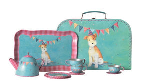 Egmont Toys Eliot Tin Tea Set