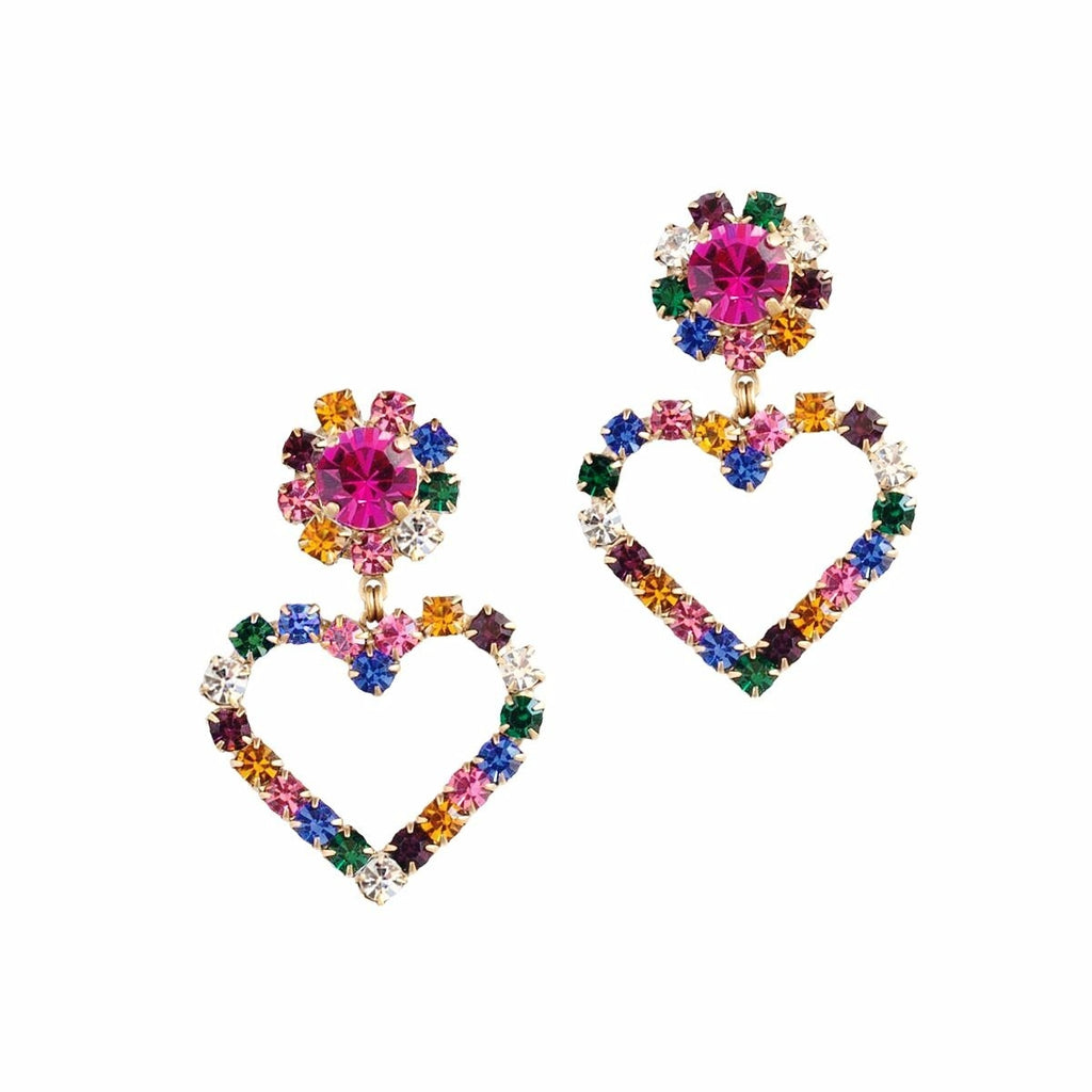 Loren Hope Cupid Earrings - Multiple Colors!