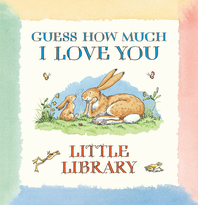 Guess How Much I Love You Little Library Books by Sam McBratney