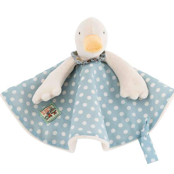 Moulin Roty Jeanne Duck Lovey Toy