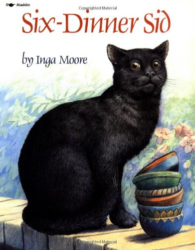 Six Dinner Sid Book By Inga Moore