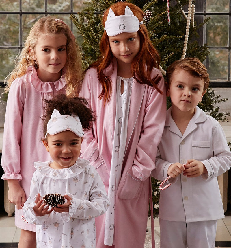 Petite Plume Sugar Plum Fairy Children's Pajama Set
