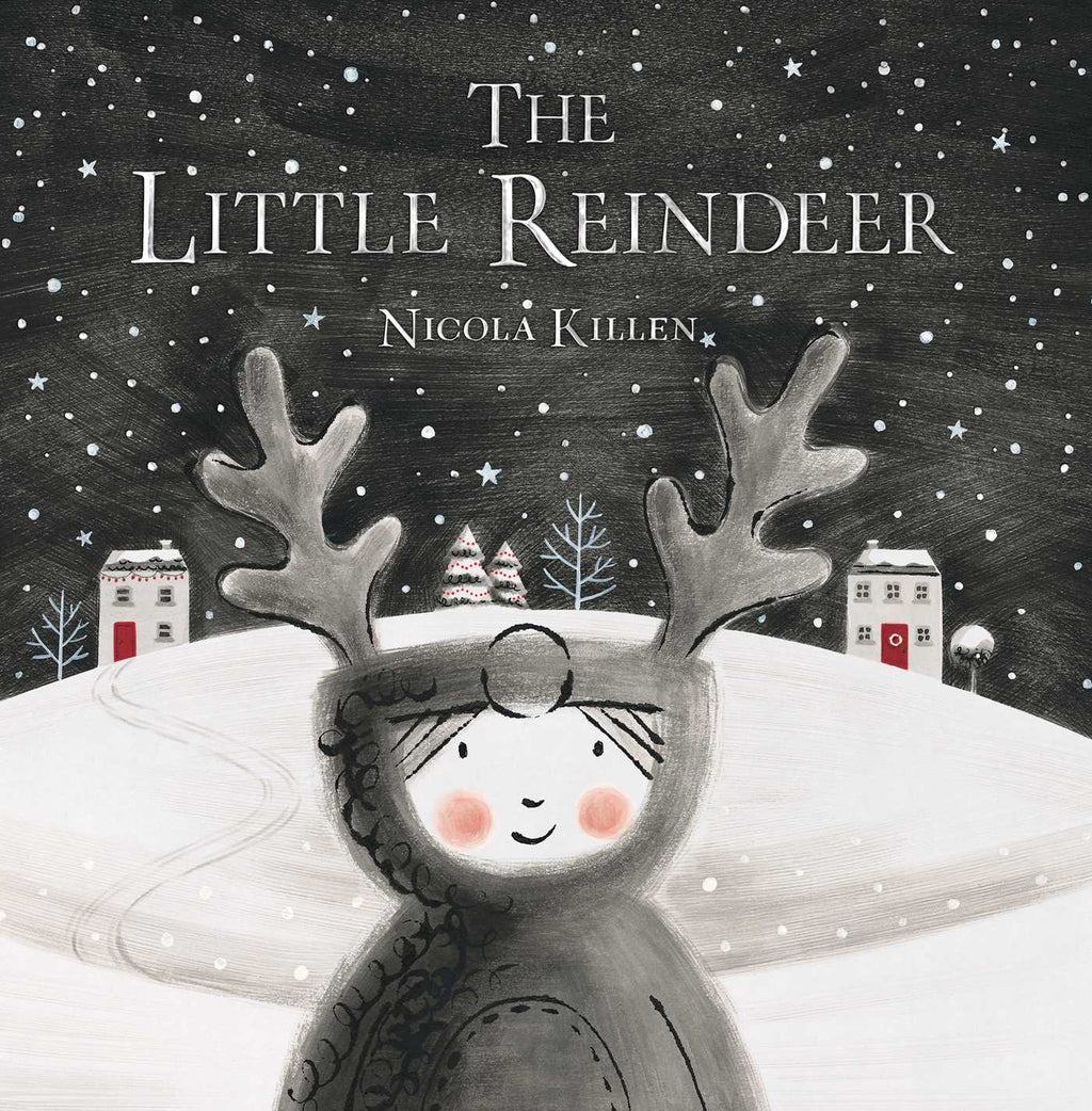 The Little Reindeer Book By Nicola Killen