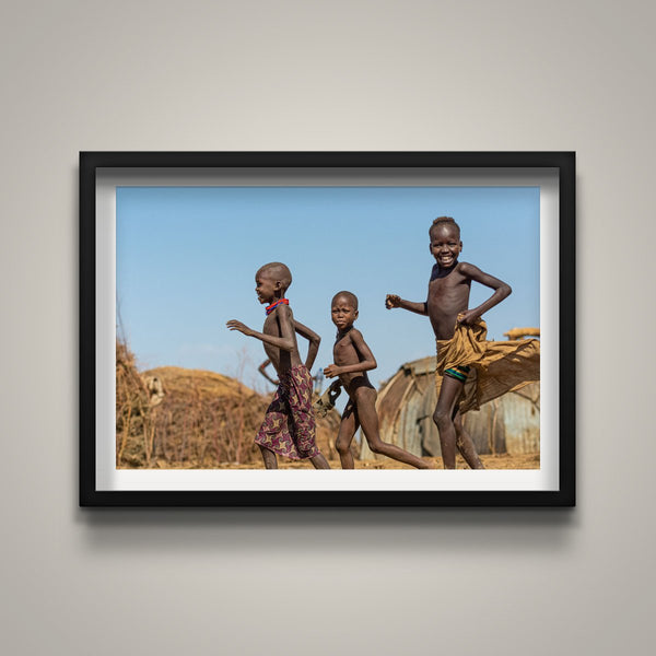 Boys - Omo Valley