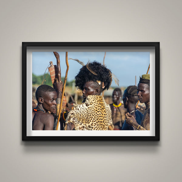 Dimi Ceremony - Omo Valley