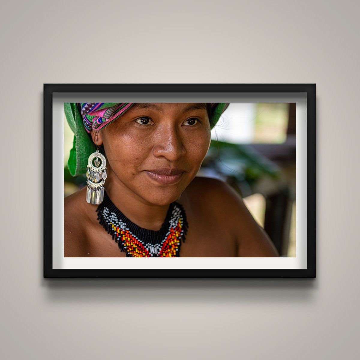 Embera Woman