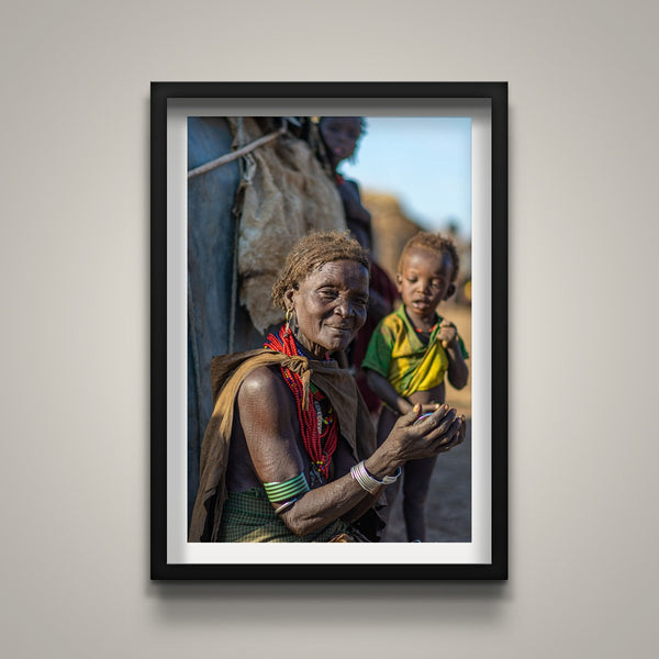 First Mirror - Omo Valley