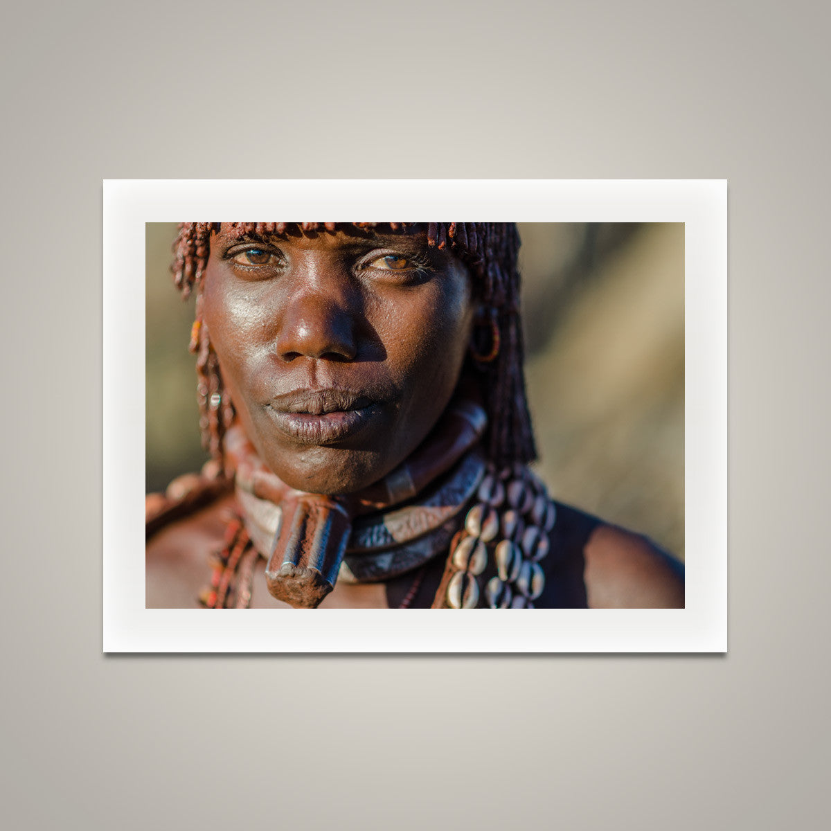 Hamar First Wife - Omo Valley - Hamar Tribe