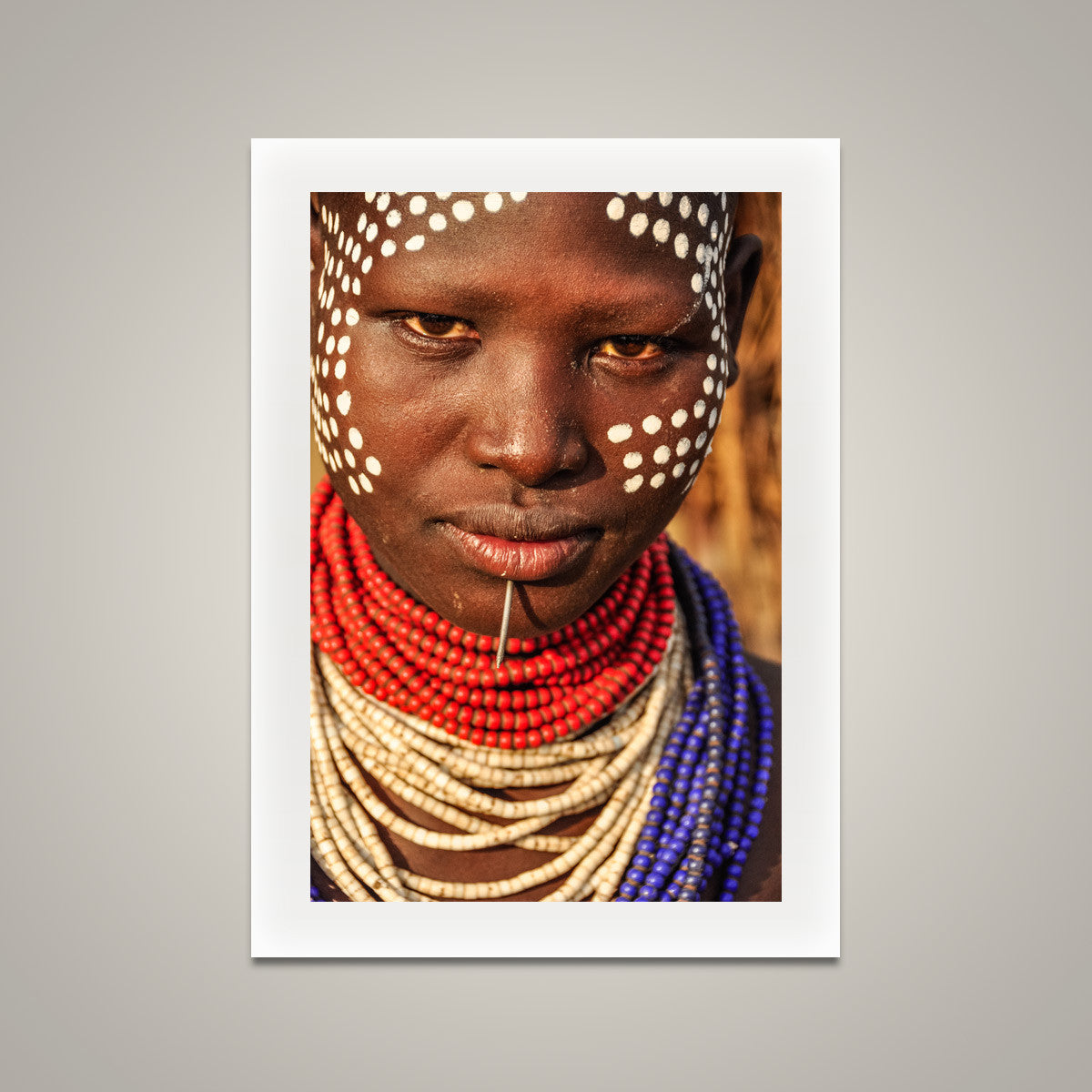Penny Nail - Omo Valley - Kara Tribe