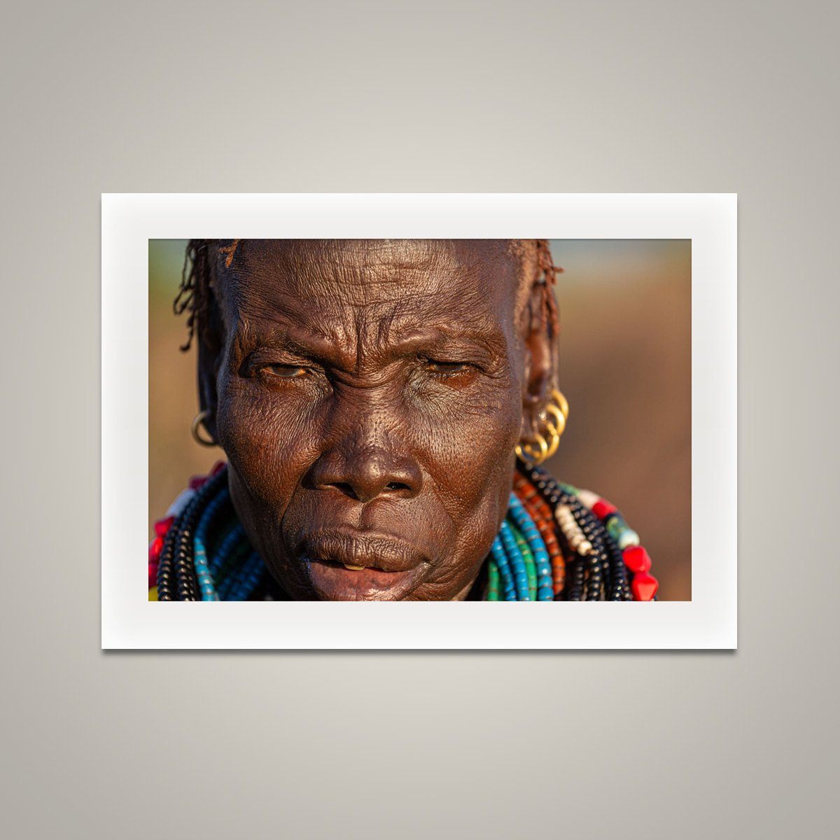 Strength - Omo Valley
