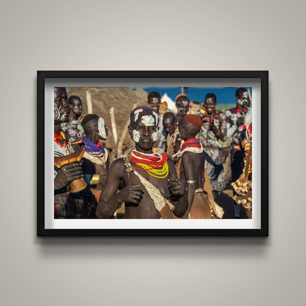 The Dance - Omo Valley