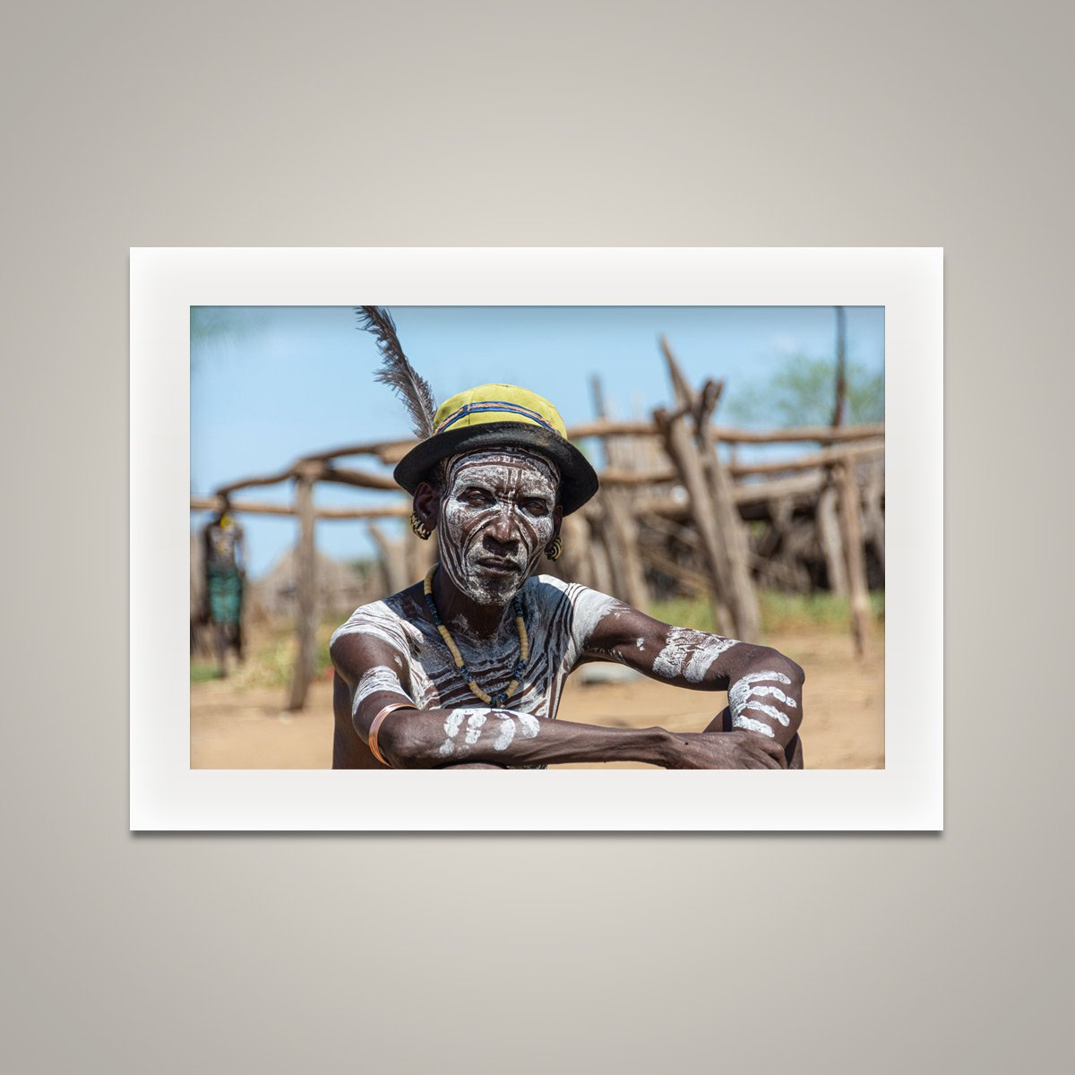The Green Hat - Omo Valley