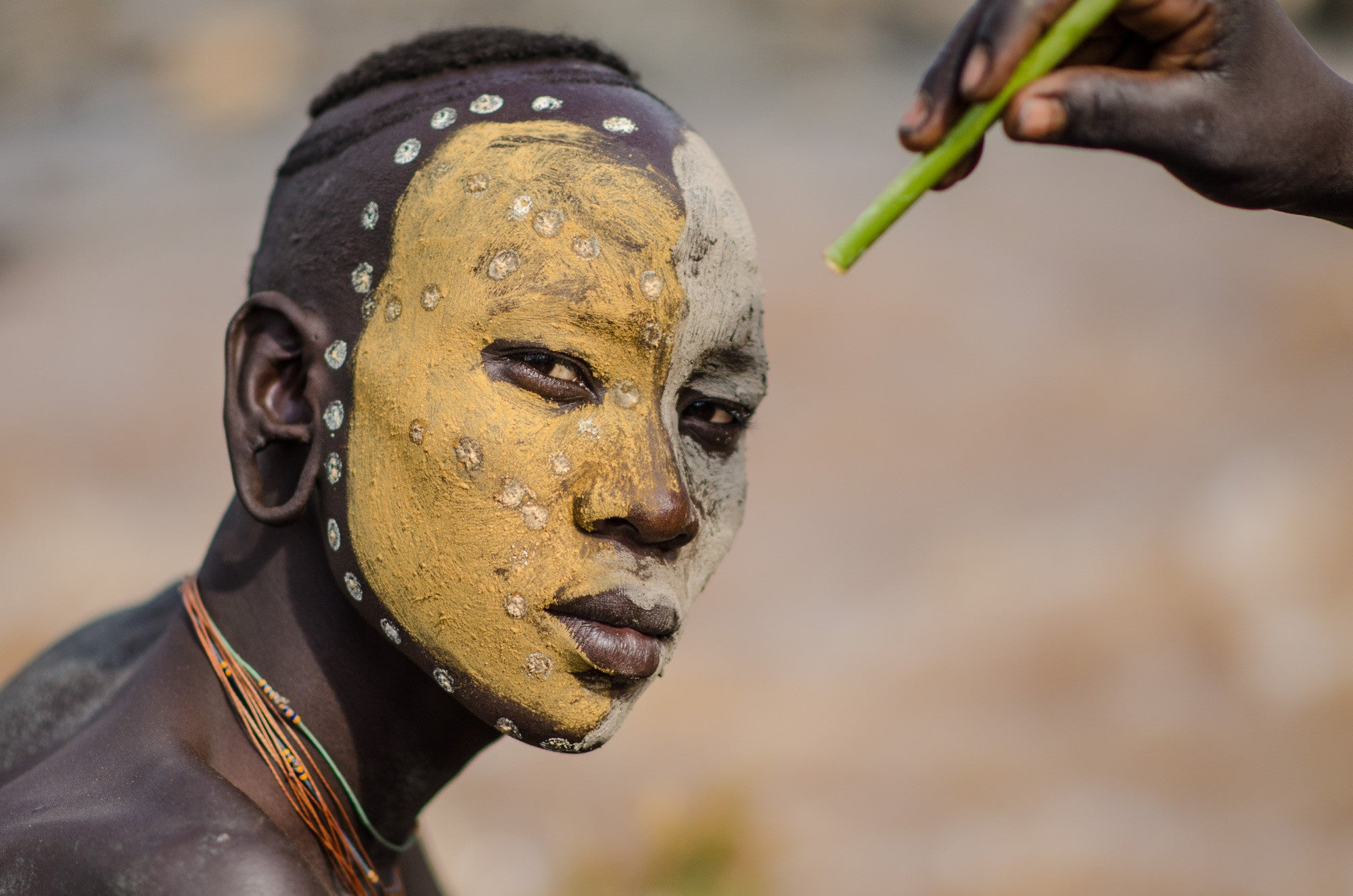 The Look - Omo Valley - Kibish Township