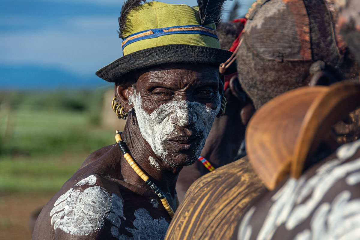 Zino - Omo Valley