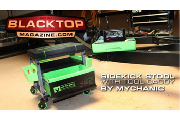 In The Tool Box With The New Sidekick Stool - SK2