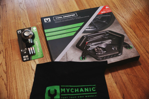 Round Out Your Garage Essentials With MYCHANIC