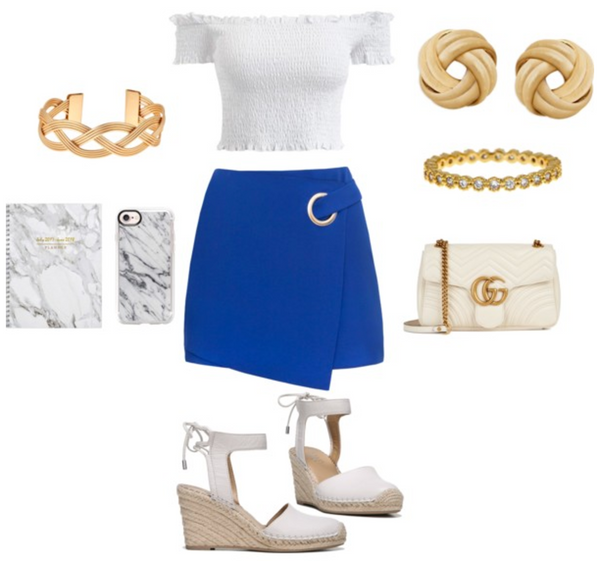Fashionest Glamorous Back to School Outfit Idea