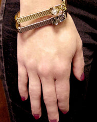 Camden Cuff in Gold