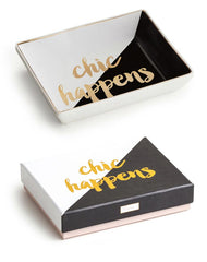 Chic Happens Tray