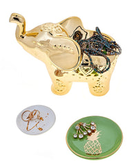 Elephant Jewelry Dish