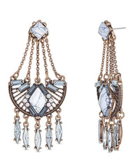 Fashionest Label Adelia Statement Earrings