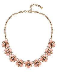 Fleur Statement Necklace