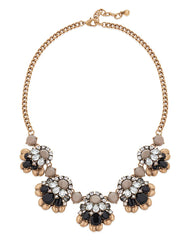 Fashionest Label Floral Ice Collar
