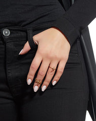 Infinite Love Midi Ring