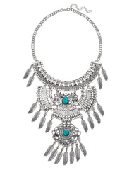 Fashionest Label La Brea Boho Necklace