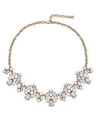 Floral Burst Necklace