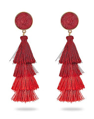 Lucia Tassel Earrings
